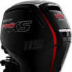 FourStroke PRO XS 115 EFI - 2100 cc.