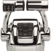SMARTCRAFT DTS CONSOLE MOUNT DUAL CHROME CAN PAD